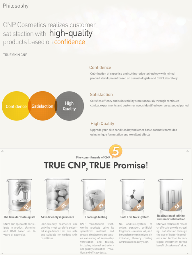 Credit: CNP Cosmetics website