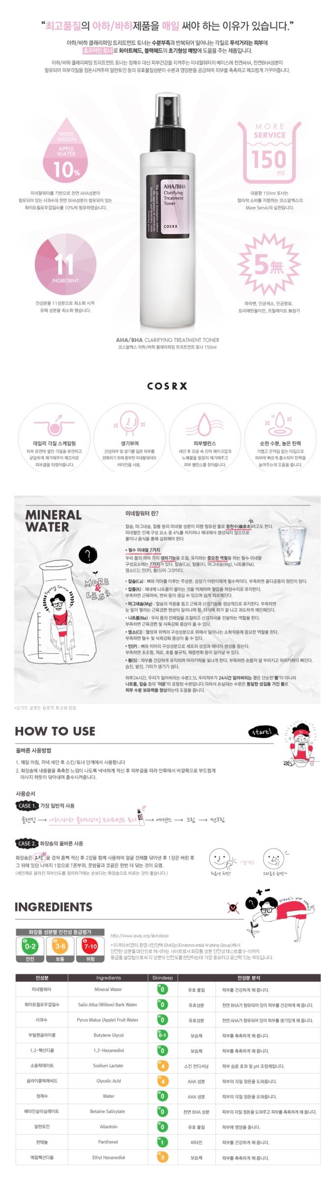 Credit: COSRX Korea website