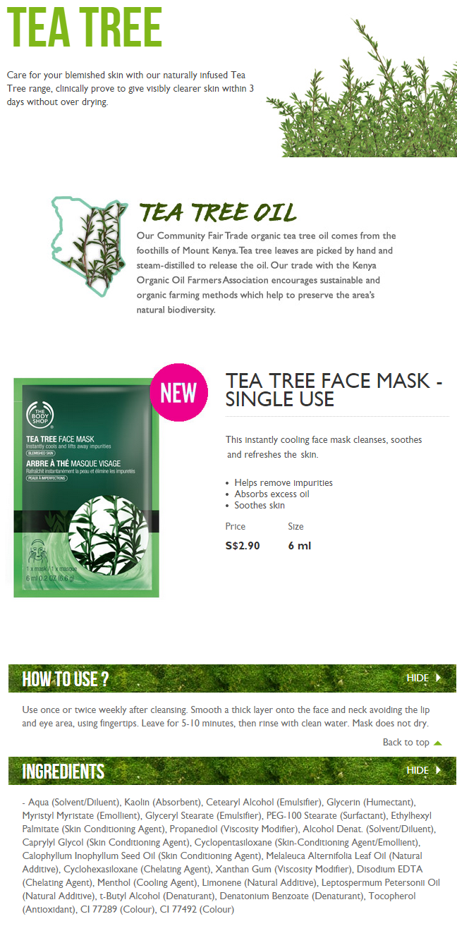 credit: The Body Shop website