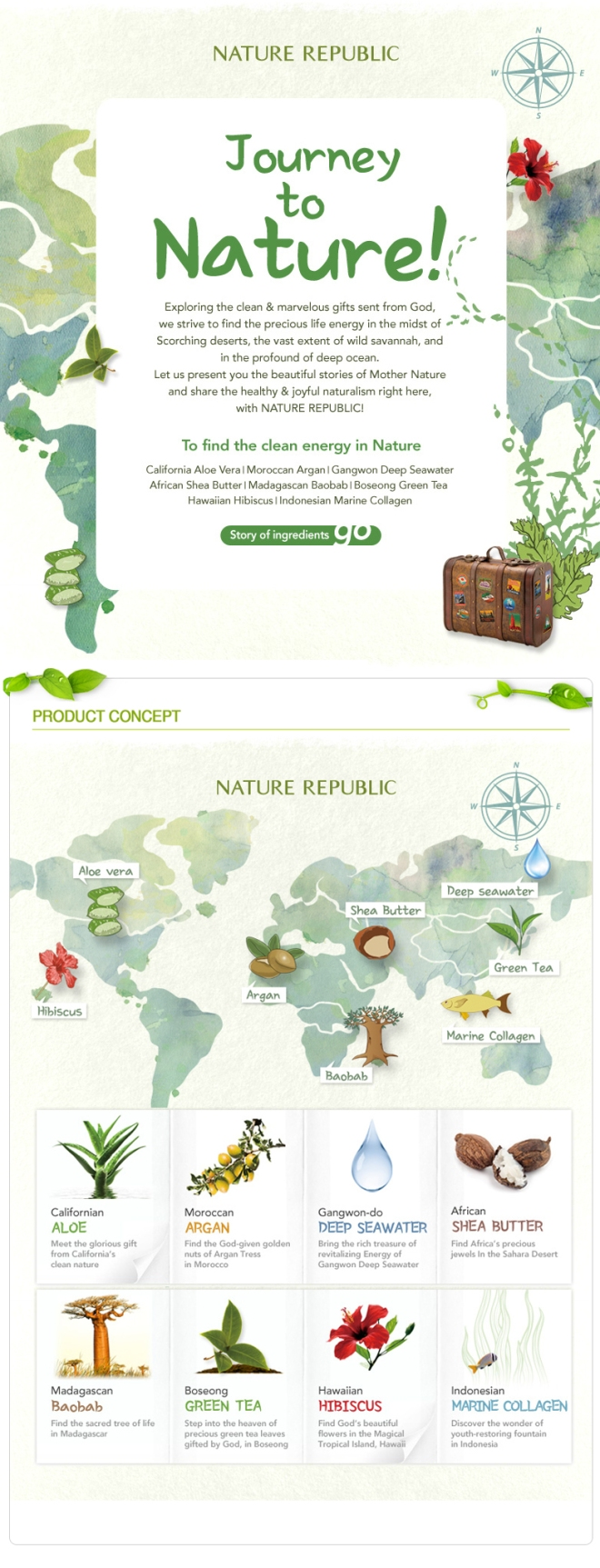 Credit: Nature Republic English section