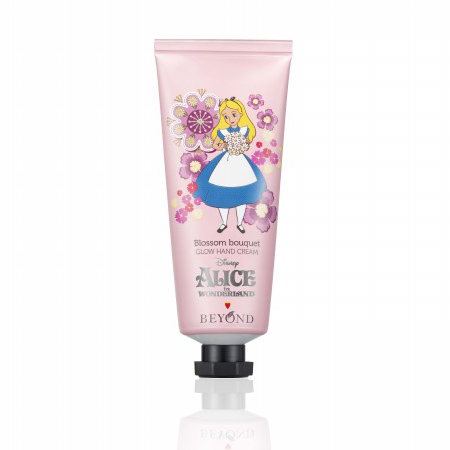 Beyond x Alice in the Wonderland_Glow hand cream (Blossom bouquet)