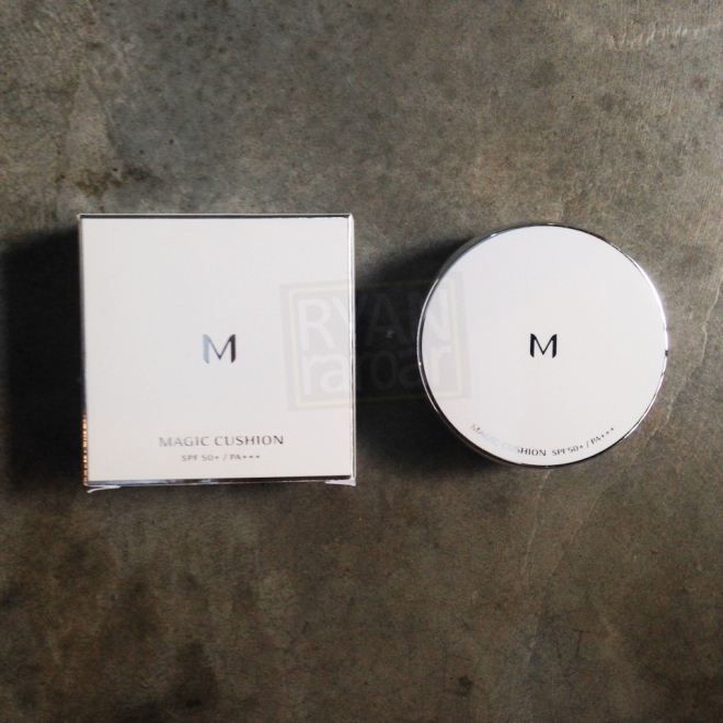 Missha M Magic Cushion SPF50+ PA+++ (1)