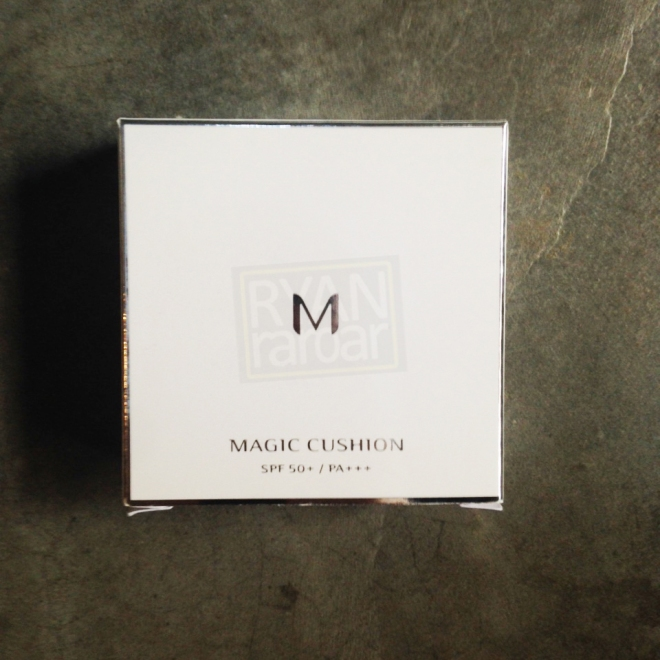 Missha M Magic Cushion SPF50+ PA+++ (6)