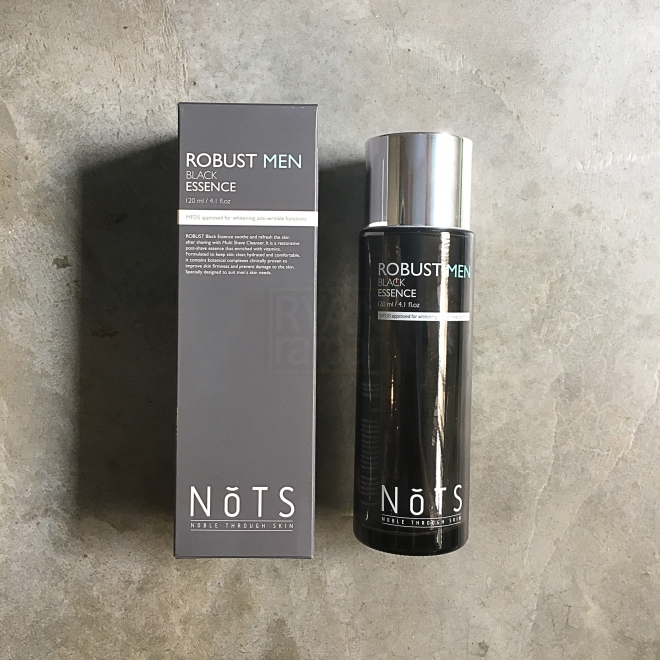 NoTS Robust Men Black Essence (1)