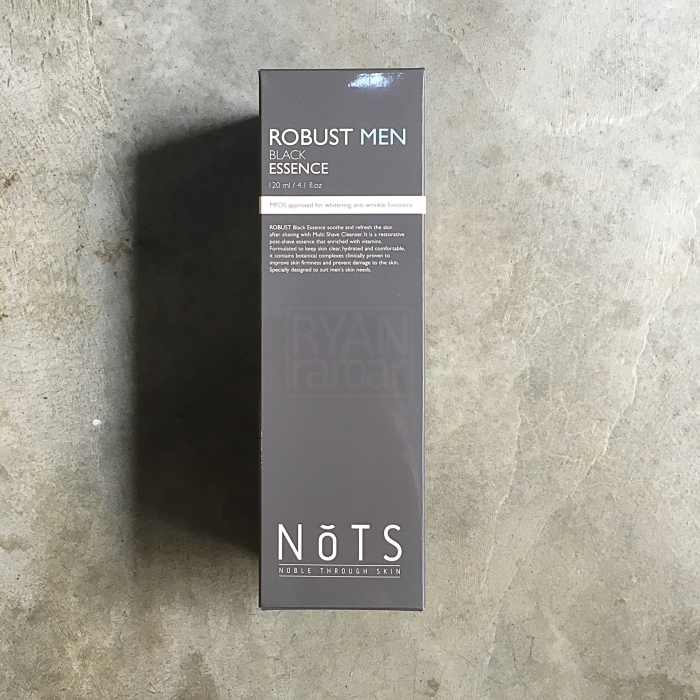 NoTS Robust Men Black Essence (4)