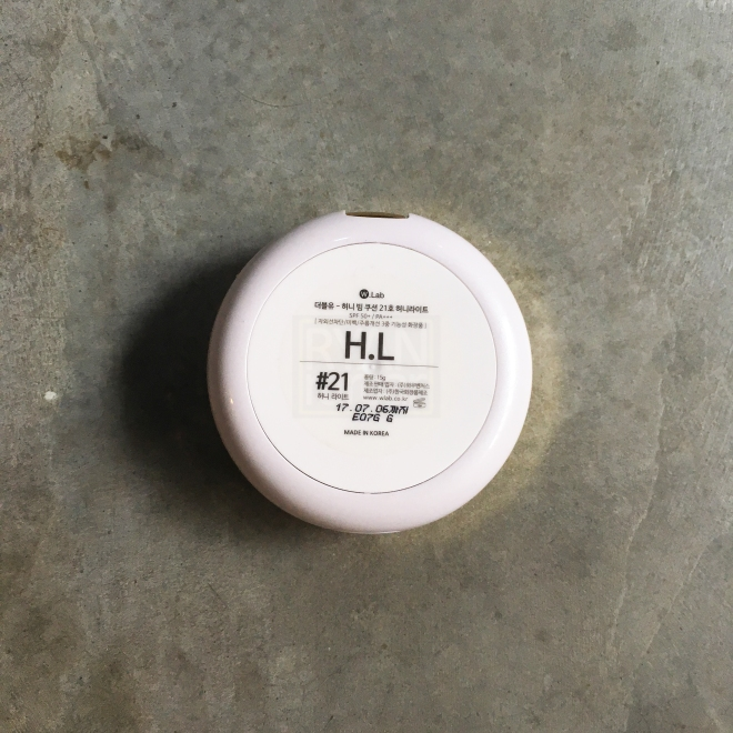 W.Lab W-Honey Beam Cushion 03
