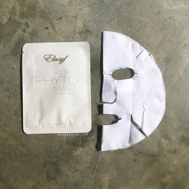 Elusyf Cell Activa Phyto Mask 00