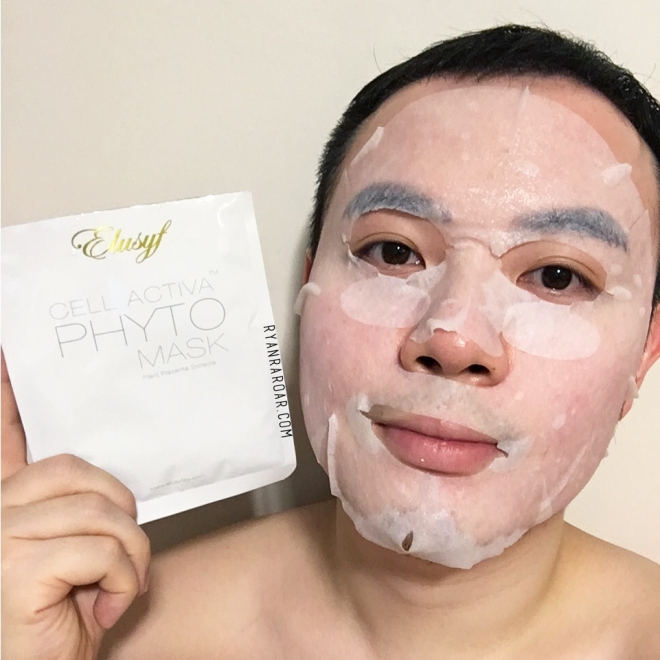 Elusyf Cell Activa Phyto Mask 04