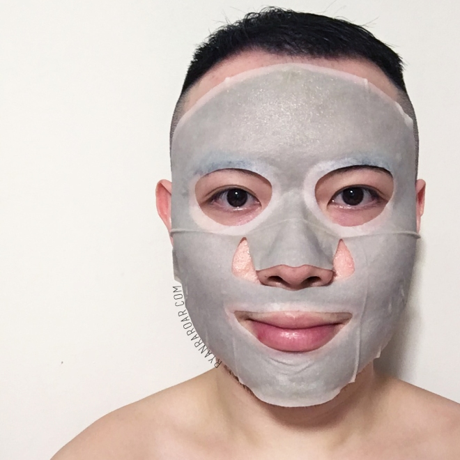Mermete Real Mud! Mask Sheet 06