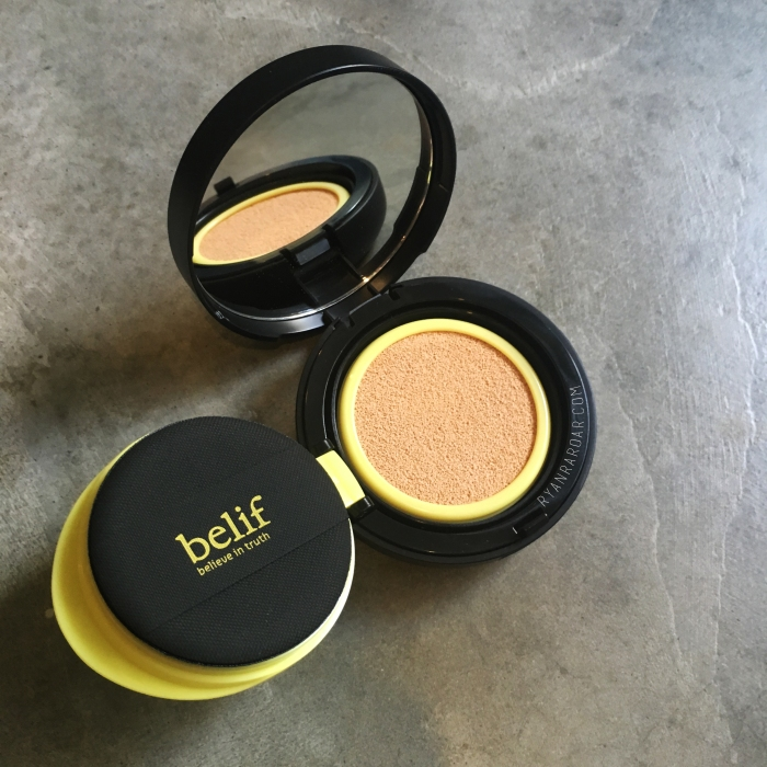 Belif Moisture Bomb Cushion 09