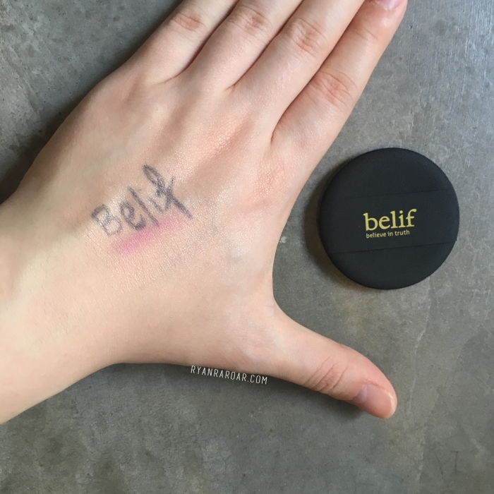 Belif Moisture Bomb Cushion 12