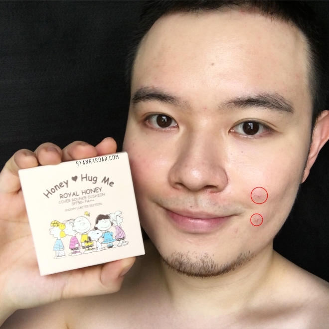 Skinfood Royal Honey Cover Bounce Cushion SPF50+ PA+++ 14