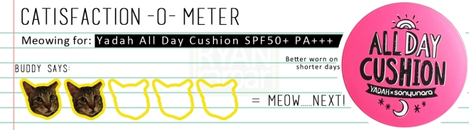 Catisfaction-o-meter (2x Yadah All Day Cushion SPF50+ PA+++).jpg