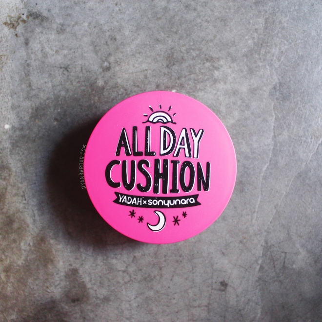 Yadah All Day Cushion SPF50+ PA+++ 07