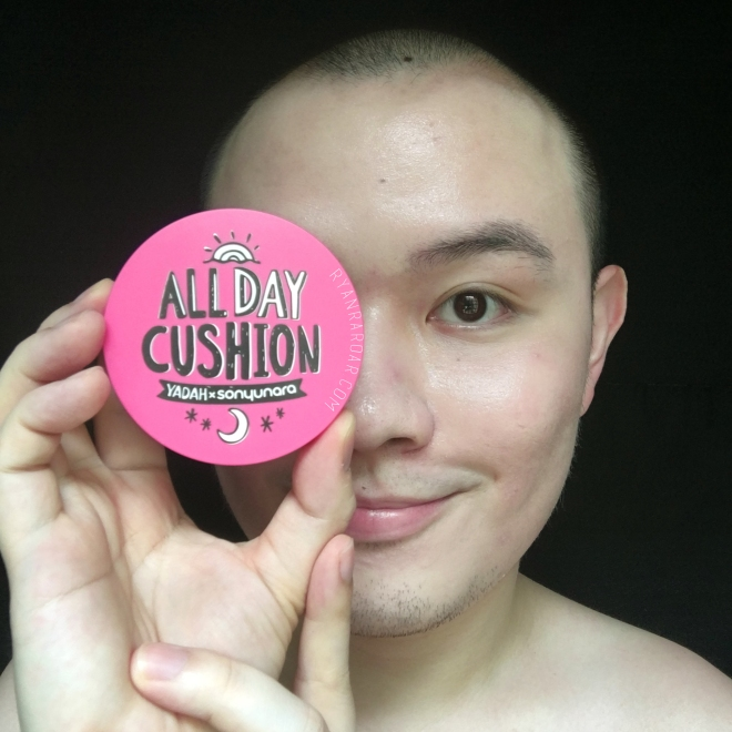 Yadah All Day Cushion SPF50+ PA+++ 14
