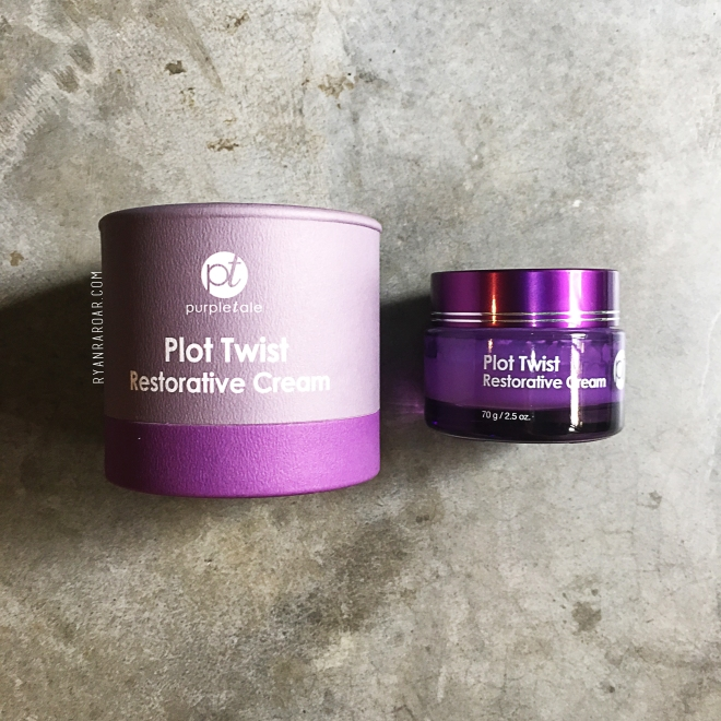 PurpleTale Plot Twist Restorative Cream 01