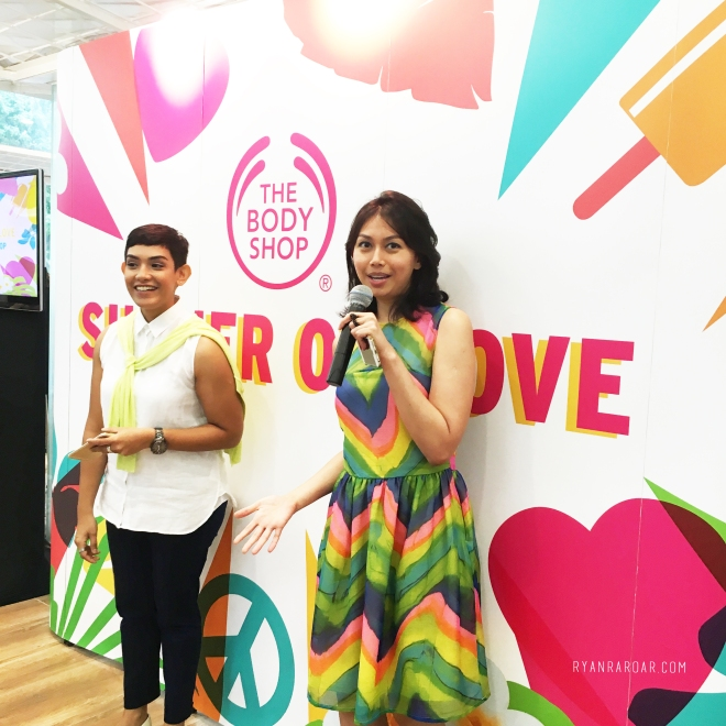 TheBodyShop Summer of Love Party 01