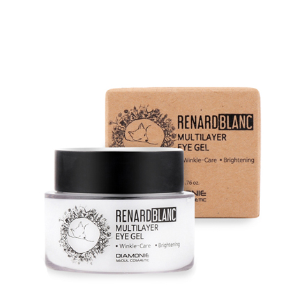 Renard Blanc Multilayer Eye Gel