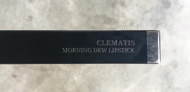 Morning Dew Lipstick 02
