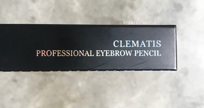 Professional Eyebrow Pencil 02