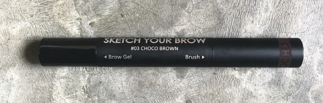 Sketch Your Brow 08