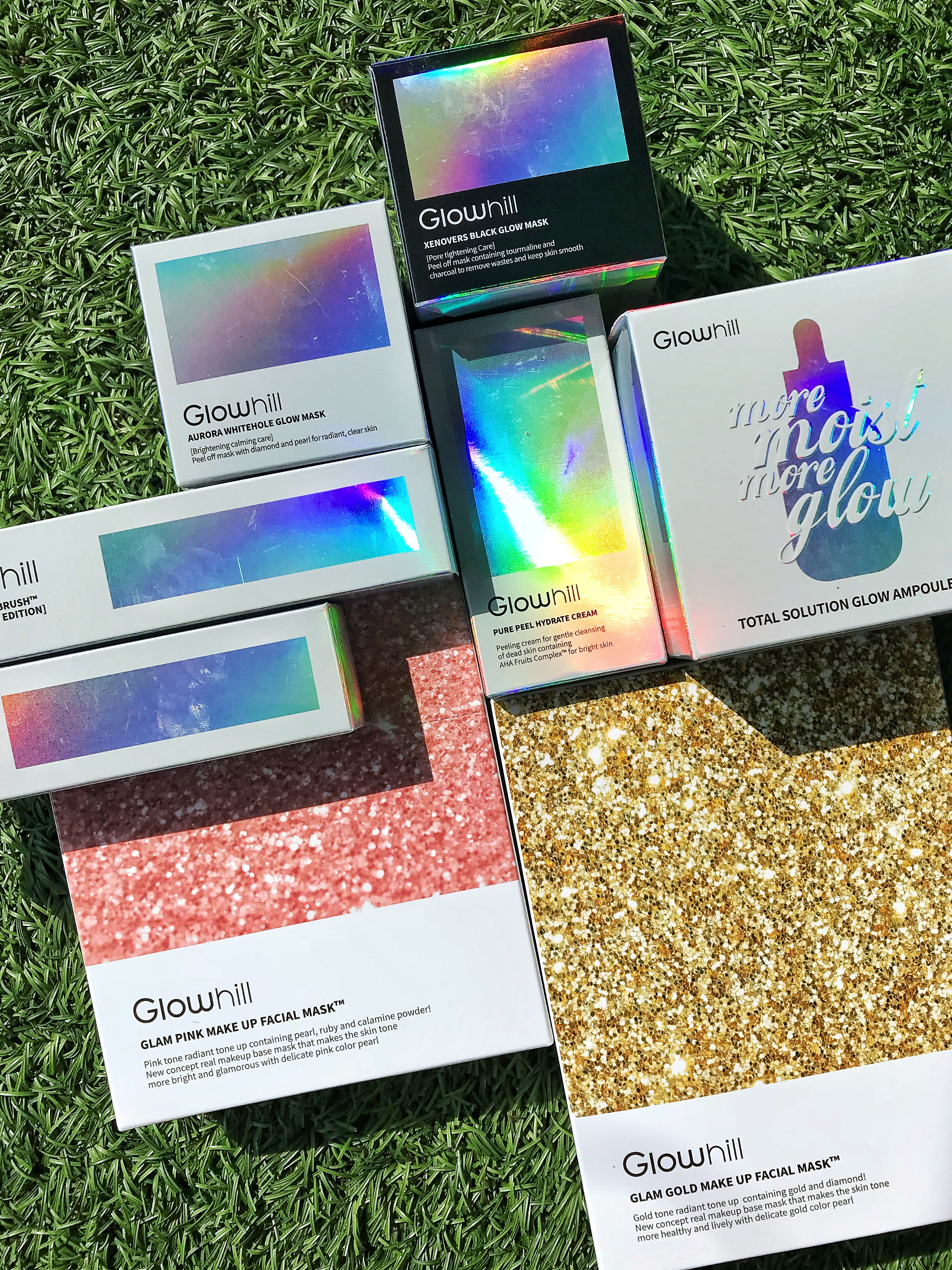 Unboxing: Glowhill Skincare – Ryanraroar